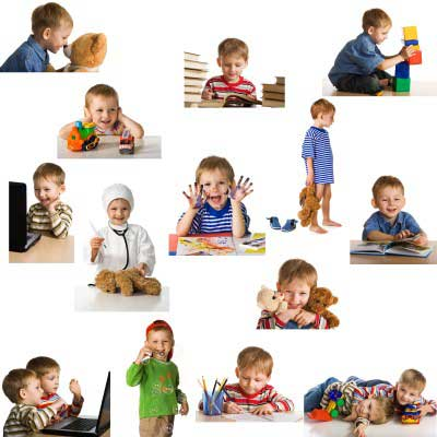 What Children Discover In Each Learning Center